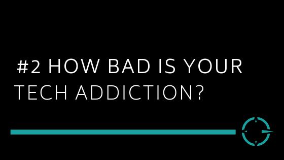 tech addiction